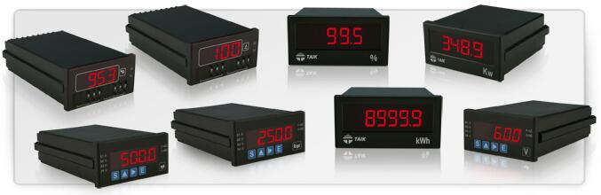 S2-400A数字测量控制表