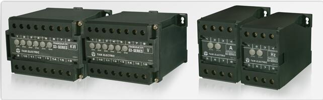 S3-PD功率因数变送器/S3-UD相位角变送器